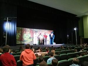 Merlin The Wizard. Colegio concertado Deutsche Schule San Sebastián