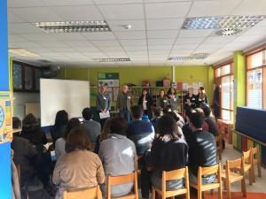 Charla informativa Colegio concertado Deutsche Schule San Alberto Magno