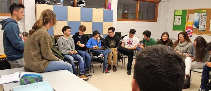 Taller Emprendimiento Deutsche Schule colegio concertado